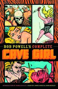 [Bob Powell's Complete Cave Girl (Product Image)]
