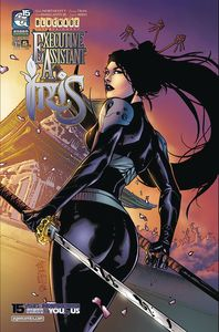 [Executive Assistant: Iris: Volume 5 #5 (Cover B Cafaro) (Product Image)]