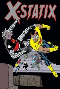 [X-Statix: The Complete Collection: Volume 2 (Product Image)]