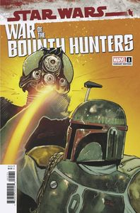 [Star Wars: War Of The Bounty Hunters #1 (Pichelli Variant) (Product Image)]