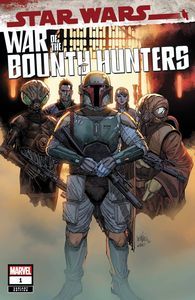 [Star Wars: War Of The Bounty Hunters #1 (Yu Variant) (Product Image)]