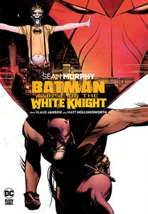 [Batman: Curse Of The White Knight (Hardcover) (Product Image)]