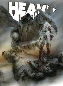 [Heavy Metal #284 (Cover A Royo) (Product Image)]