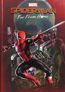 [Marvel: Die Cut Classic: Spider-man Far From Home (Hardcover) (Product Image)]