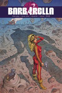 [Barbarella #7 (Cover D Timpano) (Product Image)]