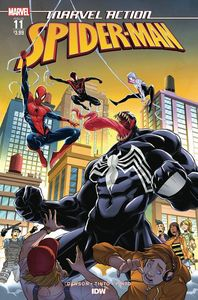 [Marvel Action: Spider-Man #11 (Cover A Tinto) (Product Image)]