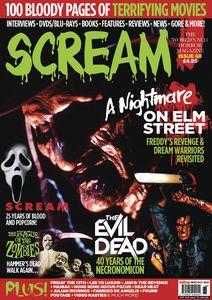 [Scream Magazine #70 (Product Image)]