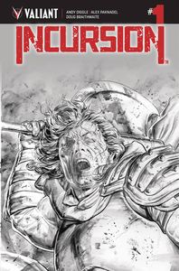 [Incursion #1 (Cover C Black & White Braithwaite) (Product Image)]