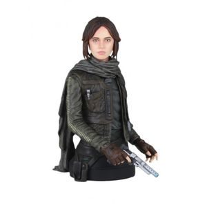 [Rogue One: A Star Wars Story: Mini Bust: Jyn Erso (Product Image)]
