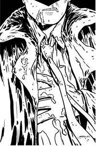 [Green Hornet #4 (Marques Black & White Virgin Variant) (Product Image)]