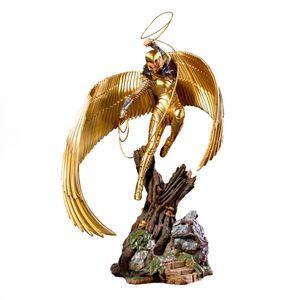 [Wonder Woman: Art Scale Statue: 1984 Golden Armour (Product Image)]