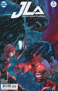 [Justice League Of America #9 (Variant Edition) (Product Image)]