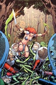 [Mars Attacks/Red Sonja #3 (Kitson Virgin Variant) (Product Image)]