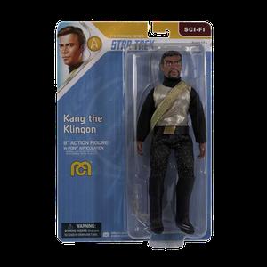 [Star Trek: The Original Series: Action Figure: Kang The Klingon (Product Image)]