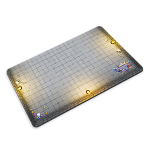 [Dungeon Drop: Dungeon Mat (Product Image)]