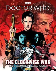 [Doctor Who: The Clockwise War (Product Image)]