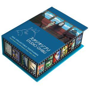 [Studio Ghibli: 100 Collectible Postcards (Product Image)]