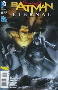 [Batman: Eternal #18 (Product Image)]