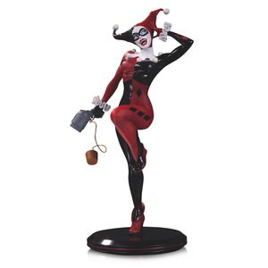 [DC: Cover Girls: Statue: Harley Quinn By Joelle Jones (Product Image)]
