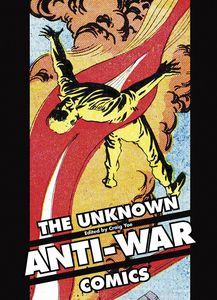 [The Unknown: Anti-War Comics (Hardcover) (Product Image)]