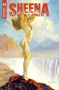 [Sheena: Queen Of The Jungle #1 (Cover C Suydam) (Product Image)]
