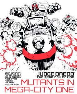 [2000AD: Judge Dredd: Mega Collection: Issue 71: Mutants In Mega-City One (Product Image)]
