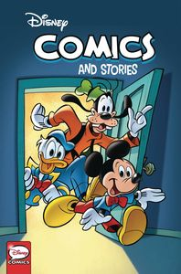 [Disney Comics & Stories: Volume 1: Friends Forever (Product Image)]