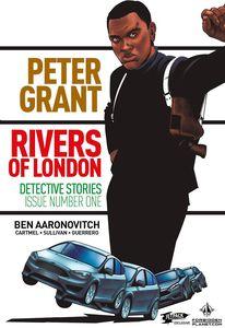 [Rivers Of London: Detective Stories #1 (FP/Jetpack Bullitt Variant) (Product Image)]