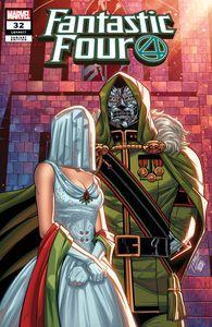 [Fantastic Four #32 (Ron Lim Variant) (Product Image)]