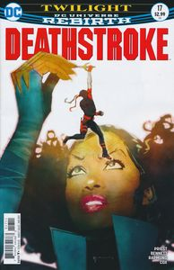 [Deathstroke #17 (Product Image)]