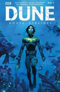 [Dune: House Atreides #7 (Cover B Scharf) (Product Image)]