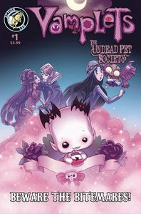 [Vamplets: Beware Bitmares: One Shot (Cover B Middleton) (Product Image)]