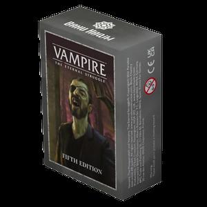 [Vampire: The Eternal Struggle: 5th Edition: Banu (Product Image)]