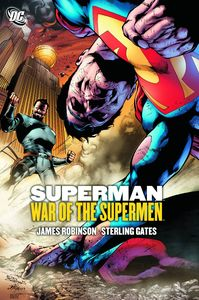 [Superman: War Of The Supermen (Hardcover) (Product Image)]