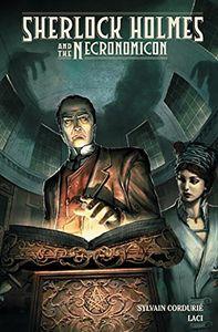 [Sherlock Holmes & The Necronomicon (Product Image)]