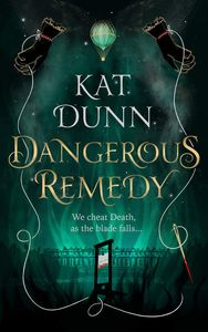 [Dangerous Remedy (Hardcover) (Product Image)]