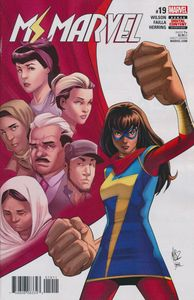 [Ms Marvel #19 (Product Image)]