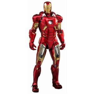 [Avengers: Hot Toys Action Figure: Iron Man Mark VII (Die Cast) (Product Image)]