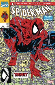 [Spider-Man #1 (Facsimile Edition) (Product Image)]