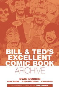 [Bill & Ted's Excellent Comic Book Archive (Product Image)]
