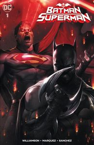 [Batman Superman #1 (Mattina Variant) (Product Image)]