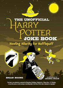 [The Unofficial Harry Potter Joke Book: Howling Hilarity For Hufflepuff (Product Image)]