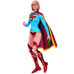 [DC Comics: New 52 Action Figures: Supergirl (Product Image)]