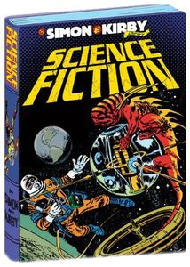 [The Simon And Kirby Library: Science Fiction (Titan Edition) (Product Image)]