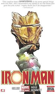 [Iron Man: Volume 5: Rings Of Mandarin (Product Image)]