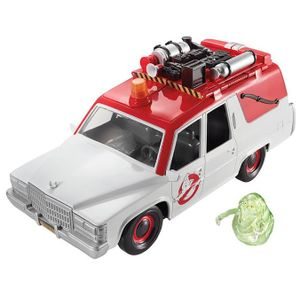 [Ghostbusters 2016: Action Figures: Ecto-1 With Mini Figure & Lights (Product Image)]