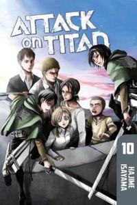 [Attack On Titan: Volume 10 (Product Image)]