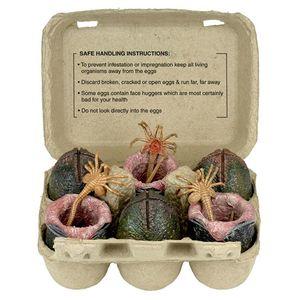 [Alien: Xenomorph Egg Set In Collectable Carton (Product Image)]