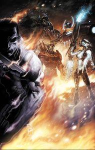 [Armor Hunters: Bloodshot #2 (Product Image)]