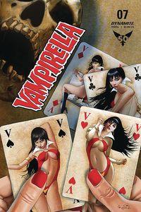 [Vampirella #7 (Cover D Gunduz) (Product Image)]